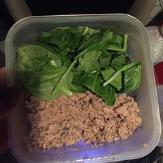 Meal number 5! 6oz ground turkey 93/7 and a cup of greens! Yum! First day of my new 30 day #devinphysiquechallenge you build your abs in the kitchen so if you're tired of what you see in the mirror do something about it. Don't wait until next week next month or even next year. Do something NOW. We are only promised today so live everyday like its your last. People like @devinphysique @joeyswoll @paigehathaway @anacheri @alexmichaelturner  or @momma_physique aren't fucking sexy cuz they were…