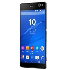 "Sony Xperia C5 - Smartphone de 6"" (Full HD, 4G, MT6752, 1.7 GHz Octa Core, 2 GB RAM, 16 GB, cámara de 13 MP, Android 5.1) color negro - http://www.tiendasmoviles.net/2015/11/sony-xperia-c5-smartphone-de-6-full-hd-4g-mt6752-1-7-ghz-octa-core-2-gb-ram-16-gb-camara-de-13-mp-android-5-1-color-negro/"