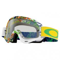 521656d84e Brand new Oakley Kids XS O Frame Goggles available at www.dirtbikexpress.co.