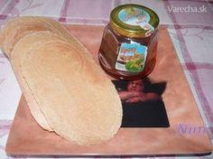 Jablkovo-škoricové vianočné oblátky (fotorecept) - Recept