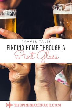 "Travel tales from Ireland: Finding Home through a Pint Glass. ""I watched as the bartender poured pint after pint; a seamless and habitual task for him and yet I was captivated. Truth be told, I was intoxicated by it all. Settled on my barstool. Travel Tours, Food Travel, Travel Trip, Travel Guides, Friends In Low Places, Student Travel, Embarrassing Moments, Cool Cafe, Writing Resources"