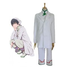 Hoozuki no Reitetsu Hakutaku Cosplay Costume and Cosplay costumes for sale at www.eshopcos.com.Great service and high quality are guaranteed.