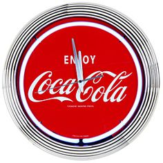 Enjoy Coca-Cola