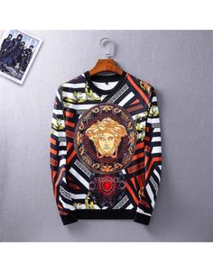 Replica Versace Tracksuits For Men #609427 $94.90 USD for Wholesale Versace Slippers, Versace Shoes, Balenciaga Shoes, Versace Jacket, Versace T Shirt, Fashion Belts, Mens Fashion, Gucci Mens Sneakers, Versace Fashion