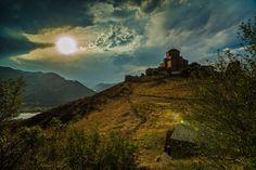 Jvari Monastery, #Mtskheta #Georgia