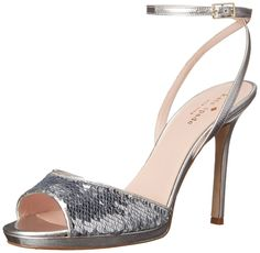 kate spade new york Women's Frankie Dress Sandal *** Additional details at the pin image, click it  : Block heel sandals