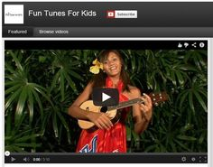 Fun Tunes For Kids- Brent Holmes.  YouTube Channel.