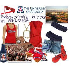 Outfit -- University of Arizona Wildcats