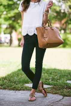 Stunning 15 Stylish Spring Outfits You Can Wear With Jeans
