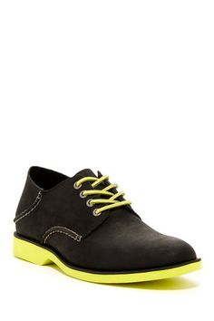 Black & Yellow Sperry Top-Sider Boat Oxford on @HauteLook