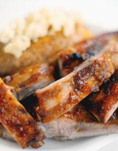 Baby back Ribs recipe on Kamado grill Crunchwrap Supreme, Rib Recipes, Grilling Recipes, Gourmet Recipes, Kalbi Marinade, Vitamin D Rich Food, Beef Ribs Recipe, How To Cook Ribs, Kitchens
