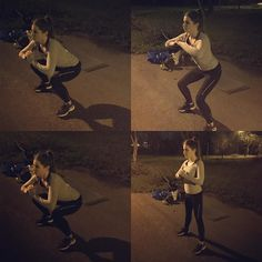 Fab job by Carys on a tough squat drill - start by squatting all the way down then come back up halfway and pause take it back down to the bottom before standing up fully again and repeating #squats #pausesquats #strong #fit #healthy #outdoorgym #outdoors #winter #nogym #nogymnoproblem #workout #workhard #feelgood #fitness #goals #fitnessgoals #fitlondoners #focus #motivation #exercise #MarkwellFitness #lovewhatyoudo #personaltrainer #mobilePT #martialarts #nutrition by markwellfitness