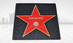 Groupon - Personalisierte Fußmatte Modell Walk of Fame Hollywood ab 29,95 € (bis zu 45% sparen) in [missing {{location}} value]. Groupon Angebotspreis: 29,95€