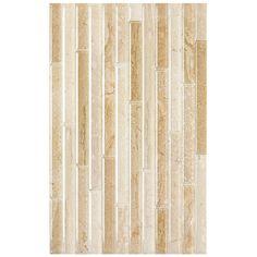 Beige Geneva Ocre Decor Ceramic Tiles