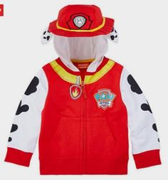 Paw Patrol Costume Fleece - Toddler Boys 2T-5T - JCPenney http://fave.co/2d2jJdH