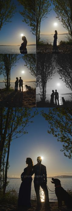 silhouette, maternity photography, maternity, maternity photos