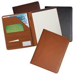 Royce Leather Leather Padfolio