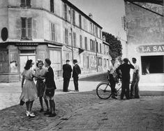 The Incredible Photography Portfolio of Robert Doisneau
