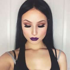love this @colourpopcosmetics lipstick in the color #leather
