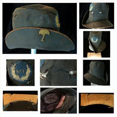 Slouch Hat of Colonel Edward McCradyGregg's First South Carolina Volunteers.