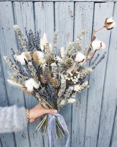 Good Morning 💛 Very little is needed to make a happy life. Dried Flower Bouquet, Dried Flowers, Art Floral Japonais, Wedding Bouquets, Wedding Flowers, Dried Flower Arrangements, Flower Aesthetic, How To Preserve Flowers, Planting Flowers