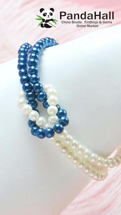 Handmade Beaded Jewelry, Beaded Jewelry Patterns, Handmade Bracelets, Bracelet Crafts, Jewelry Crafts, Diy Jewelry Tutorials, Beading Tutorials, Beaded Wedding Jewelry, Diy Bracelets Patterns