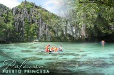 Fly Off to Enchanting Puerto Princesa: 3-Days/2-Nights Stay with Airfare, Accomodation, Tours & more for P6799