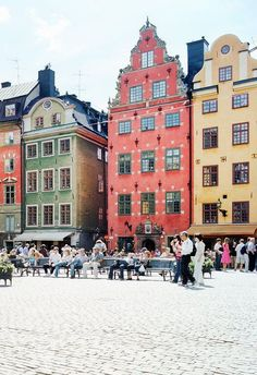Only have 3 days in Stockholm? Here's a complete guide to make the most out of your trip: http://champagneflight.com/three-days-in-stockholm/
