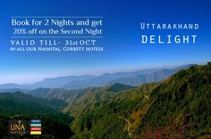 #India #Travel #Offer #Vacation #Holiday #UNAHotels