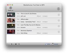 YouTube to MP3 — Faça download apenas do áudio