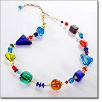 Picasso necklace - Marco Polo Designs