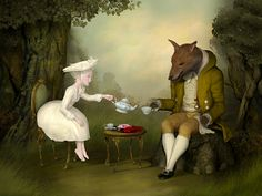 Ray Caesar: 'Tea with He and Me'