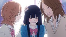 KIMI NI TODOKE   Sawako, Chizuru, and Yano-san