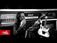▶ Steve Vai, A Man and His Guitars: At Guitar Center - YouTube