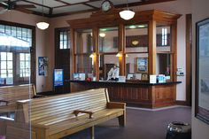 Historic Union Station was restored and includes museum exhibits on the rail history and information on the Town of Selma.  AMTRAK has daily arrivals and departures. by dbtaylor1959, via Flickr