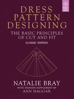 Dress Pattern Designing by Natalie Bray 9780003883041