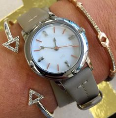 We unveiled our newest category to our Stylists last night  Watches launching next week! Just a few more days until all new arm candy. We're ready to see some EPIC arm parties! #SDArmParty #jewelry #watches http://www.stelladot.com/angiehurlburt