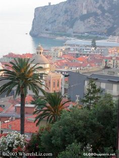 Finale Ligure, Italian Riviera, Italy  An amazing place, was there in 1996.