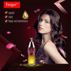 Farger 60ml  hyaluronic acid Hair Care  Scalp Treatment Nut Oil for Dry and repair  Damaged Hair free shipping