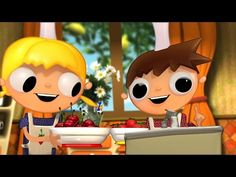 Telmo and Tula, the complete series on youtube - YouTube