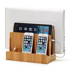 【従来の不満点をとことん解決した充電スタンド】iPhone Android iPod iPad Mac PC などをひとまとめに Multi Charging Station(マルチチャージングステーション)(バンブー) Great Useful Stuff http://www.amazon.co.jp/dp/B00Y9V73TC/ref=cm_sw_r_pi_dp_dCXdwb050QB9A
