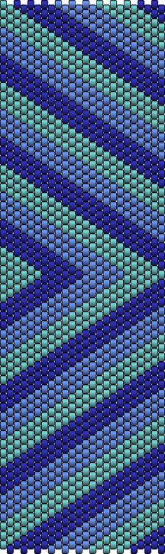 Free Peyote Stitch Beading Patterns   MyAmari