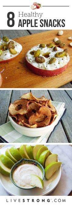 140 best diy nutrisystem meals images on pinterest diet recipes 8 healthy apple snacks solutioingenieria Choice Image