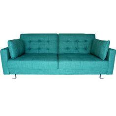 Koncept 3 Seater Sofa Jade - Sofa Beds