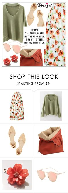 """""""To all strong women!"""" by teoecar ❤ liked on Polyvore featuring J.Crew, Caroline De Marchi and woman"""