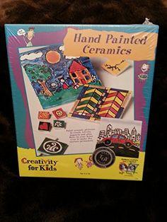 Hand Painted Ceramics Creativity for Kids http://www.amazon.com/dp/B00000JBPC/ref=cm_sw_r_pi_dp_TLaOvb03TECFF