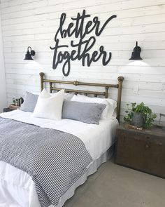 Home decor bedroom - Sponsors for the Farmhouse Build with Cottages and Bungalows Magazine Home Decor Bedroom, Bedroom Makeover, Home Bedroom, Ship Lap Walls, Home Decor, Bedroom Inspirations, Cottages And Bungalows, Remodel Bedroom, Farmhouse Bedroom