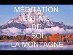 Méditation guidée: Estime de soi / Cultivez la pleine conscience - YouTube Meditation, Chakra, Reflexology, Dalai Lama, Better Life, Feng Shui, Stress, Therapy, Relax