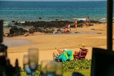 It's a great place to start the day... #Maui #MauiBeaches #Kihei #OceansideDining #LetHawaiiHappen #AlohaFriday