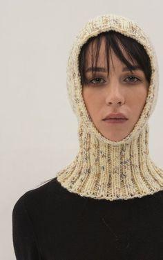 Balaclava, Knitted Hats, Knitwear, Beanie, Sewing, Knitting, Crochet, Pattern, How To Wear